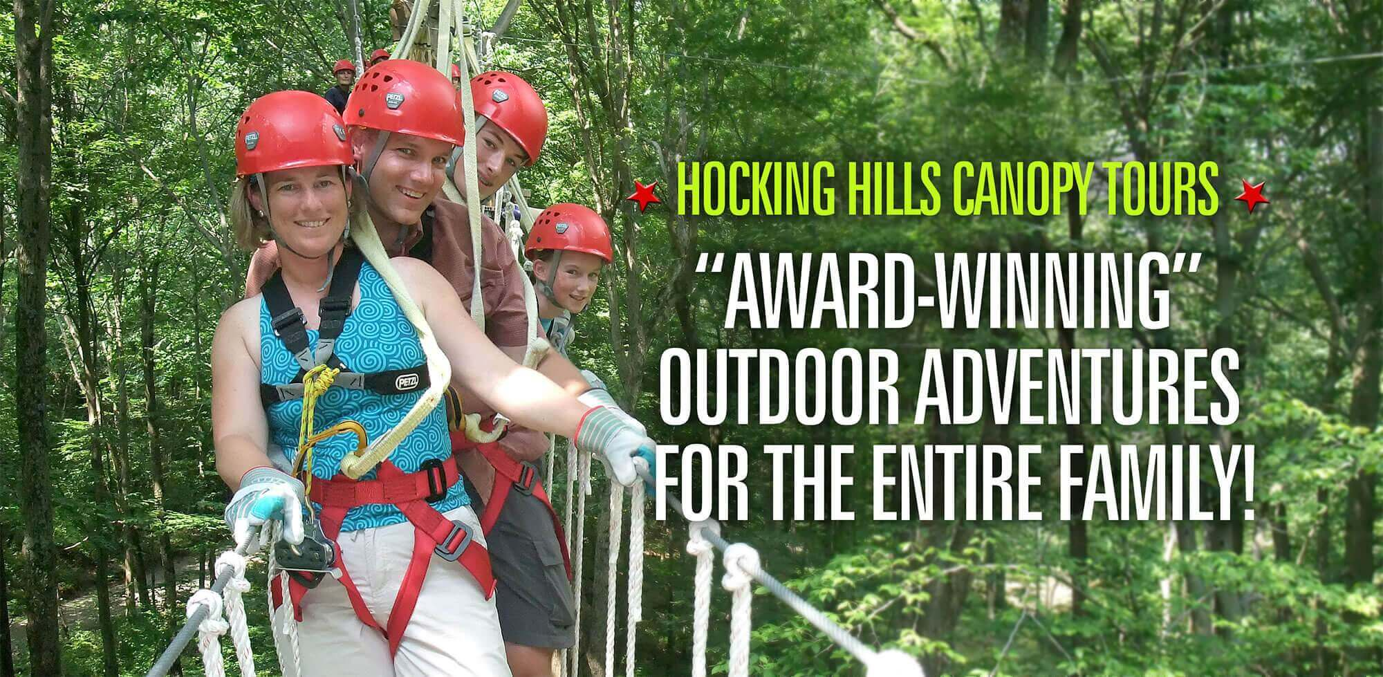 Donation Requests - Hocking Hills Canopy Tours