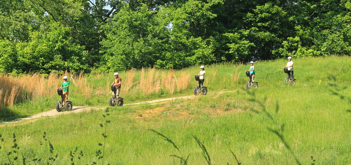 Ohio Segway Off-Road Tours